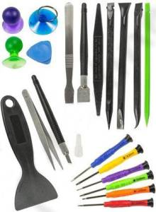Akkuwechsel Werkzeugset 20-teilig PREMIUM / Smartphones, Tablets & Notebooks