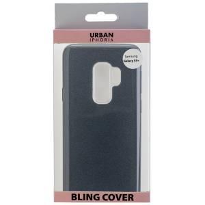 Urban Style Bling Cover für Samsung Galaxy S9+ - Black