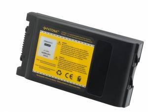 Akku wie Toshiba PABAS012 / Satellite 6000, Portege M200, 4400mAh
