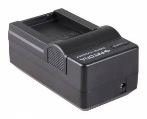 Ladegerät für Nikon Akku, EN-EL24, inkl. KFZ-Stecker