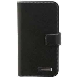 Commander Book Case Elite für Samsung Galaxy XCover 4 - Black