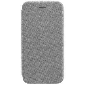 Commander Book Case Curve für Samsung Galaxy J6+ (2018) - Suit Elegant Gray