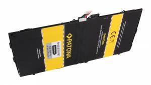 Akku wie Samsung Galaxy Tab S 10.5, T800, T805 / EB-BT800FBE, 7900 mAh