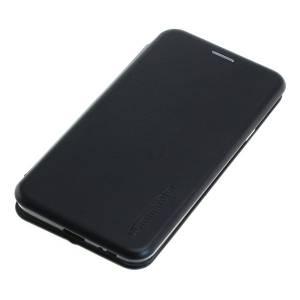 Commander Book Case Curve für Samsung Galaxy J4 (2018) - Black