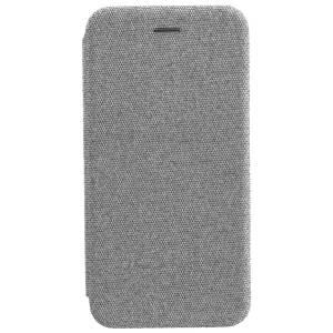 Commander Book Case Curve für Samsung Galaxy J4+ (2018) - Suit Elegant Gray