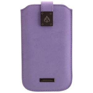 Commander Milano XXL5.7 - Fleure Violett - z.B. für Samsung Galaxy S7 Edge / Apple iPhone 6 Plus