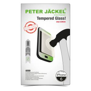 Peter Jäckel HD Glass Protector für Apple iPhone 6 / 6S