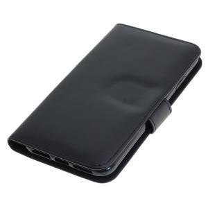 Tasche (Kunstleder) für Apple iPhone XS Max BookStyle schwarz
