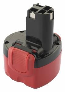 Akku für Bosch PSR960, 9.6V, 1.5Ah, Ni-Mh / BAT100, BAT119