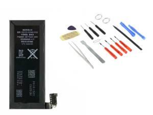 Akku für Apple iPhone 4s, inkl. Werkzeug / 1430 mAh