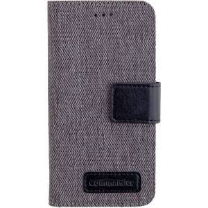 Commander Book Case Dress Grey für Apple iPhone 7 / iPhone 8