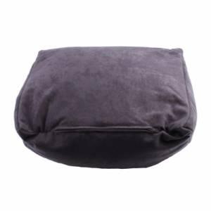 Kissen für Tablets & Smartphones mit Styroporfüllung, grau