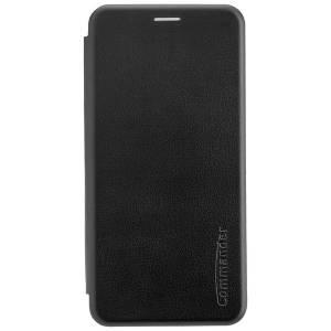 Commander Book Case Curve für Samsung Galaxy A9 (2018) - Black
