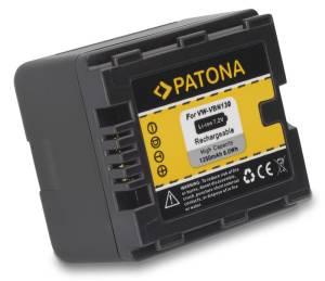 Akku wie Panasonic VBN130E / SD800, SD900, TM900, 1250mAh