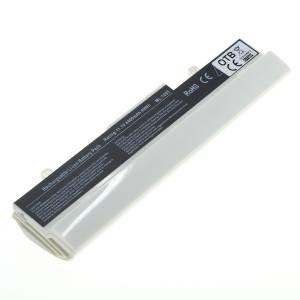 Akku wie Asus Eee PC 1001, 1005 / AL31-1005, AL32-1005, 4400 mAh, weiß