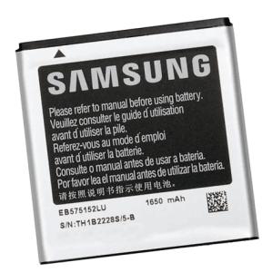 Akku Original Samsung Galaxy S / EB575152LU, 1650 mAh