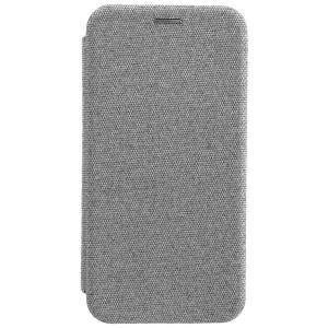 Commander Book Case Curve für Samsung Galaxy A7 (2018) - Suit Elegant Gray