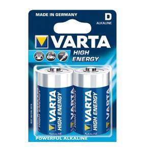 Mono D Batterie, 2 Stck, Varta