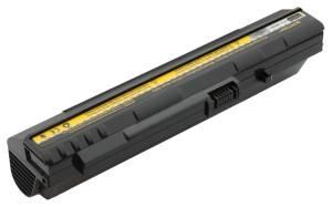 Akku wie Acer Aspire One A110, D150, ZG5 / UM08A31, 6600 mAh, schwarz
