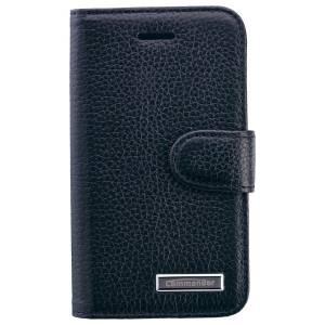 Commander Book Case Elite für iPhone 4 / 4S - Black