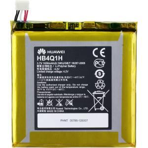 Akku Original Huawei Ascend P1 XL / HB4Q1HV, 1850 mAh
