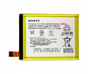 Akku Original Sony Xperia Z3 Plus, Z4, C5 Ultra / LIS1579ERPC, 2930 mAh