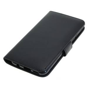 Tasche (Kunstleder) für Huawei Mate 20 Lite BookStyle schwarz