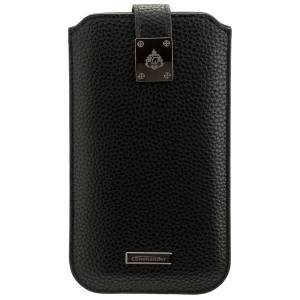 Commander Milano XXL5.2 - Black - z.B. für Samsung Galaxy S5/ Sony Xperia Z/ HTC One (M8)