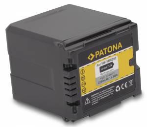 Akku wie Panasonic VW-VBG260 / HDC-DX, HDC-SD, HDC-HS, SDR-H, 2200mAh