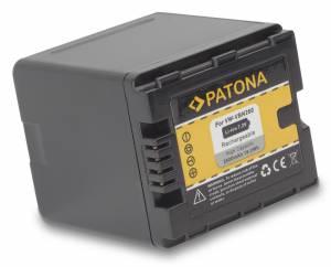 Akku wie Panasonic VBN260E / SD800, SD900, TM900, 2500mAh