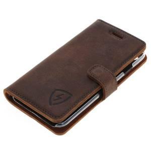 digishield Case für Apple iPhone 7 / iPhone 8 - Edition Vintage Braun