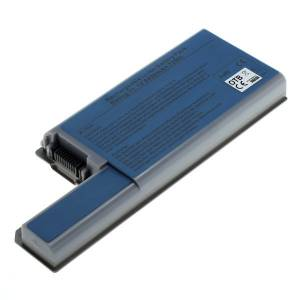 Akku wie Dell Latitude D830, Precision M65 / CF623, 6600 mAh, grau