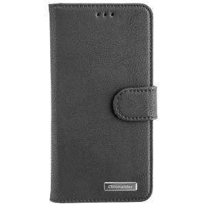 Commander Book Case Elite für Huawei P20 - Black
