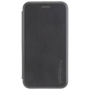 Commander Book Case Curve für Apple iPhone X / XS - Black