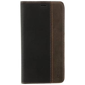 Commander Book Case für Lenovo Moto G5 - Gentle Black
