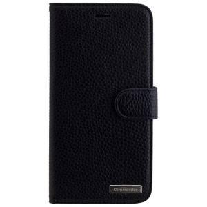 Commander Book Case Elite für Apple iPhone 7 Plus / iPhone 8 Plus - Black