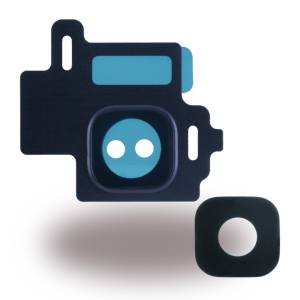 Kameralinse + Kamerafenster für Samsung G950F Galaxy S8, G955F Galaxy S8 Plus für Orchid Grau
