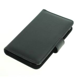 Tasche (Kunstleder) für Samsung Galaxy XCover 3 SM-G388F BookStyle schwarz