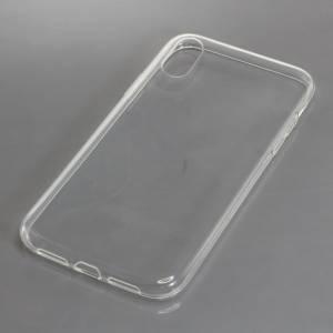 TPU Case kompatibel zu Apple iPhone XR voll transparent