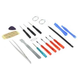 Akkuwechsel Werkzeugset 18-teilig / Smartphones, Tablets & MacBooks