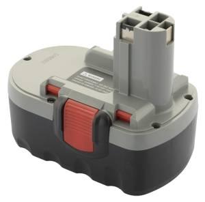 Akku für Bosch GKS18, GST18, GLI18, GSR18 / 2607335277, 18V, 3Ah, Ni-Mh