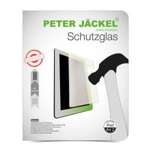 Peter Jäckel HD Glass Protector für Apple iPad Air / Air 2