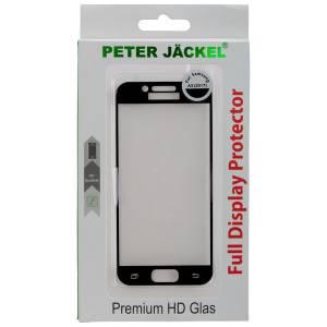 Peter Jäckel FULL Display HD Glass SuperB für Samsung Galaxy A3 (2017) - Black