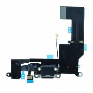 System Connector + Mikrofon + Audio für Apple iPhone SE, schwarz