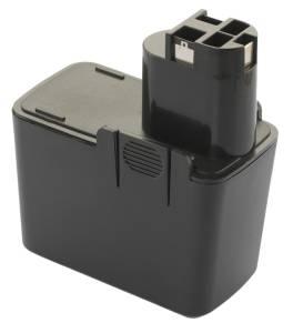 Akku für Bosch GSR, 9.6V, 1.5Ah, Ni-Mh / BAT001, 2607335037