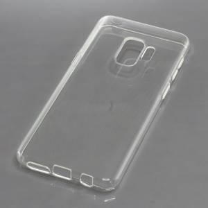 TPU Case kompatibel zu Samsung Galaxy S9 voll transparent