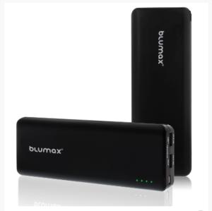 Powerakku/-bank 15.600mAh, 2x USB mit 2,4Ah, 342 Gramm