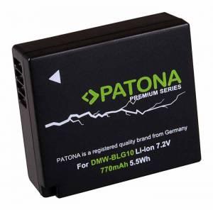 Premium Akku Panasonic DMW-BLG10, BLE9 / DMC-GF3, -GF6, -GF7, -GX7