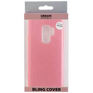 Urban Style Bling Cover für Samsung Galaxy S9+ - Pink