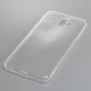 TPU Case kompatibel zu Samsung Galaxy J6+ voll transparent